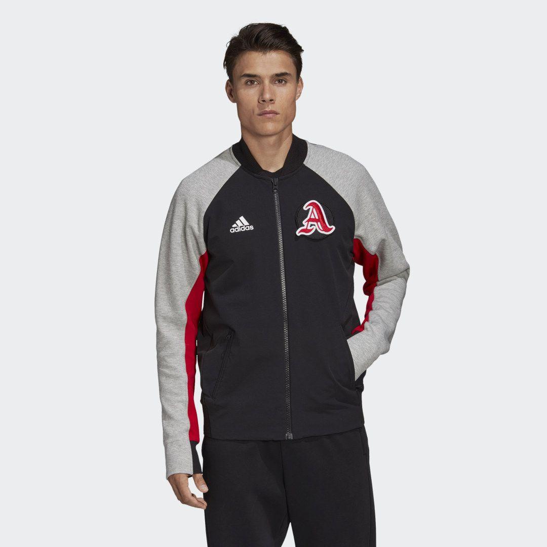 VRCT Jacket in 2020 | Jackets, Black adidas, Adidas