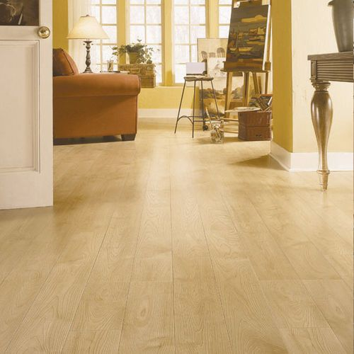 Maple Laminate Flooring Real Touch Light Dupont Reference