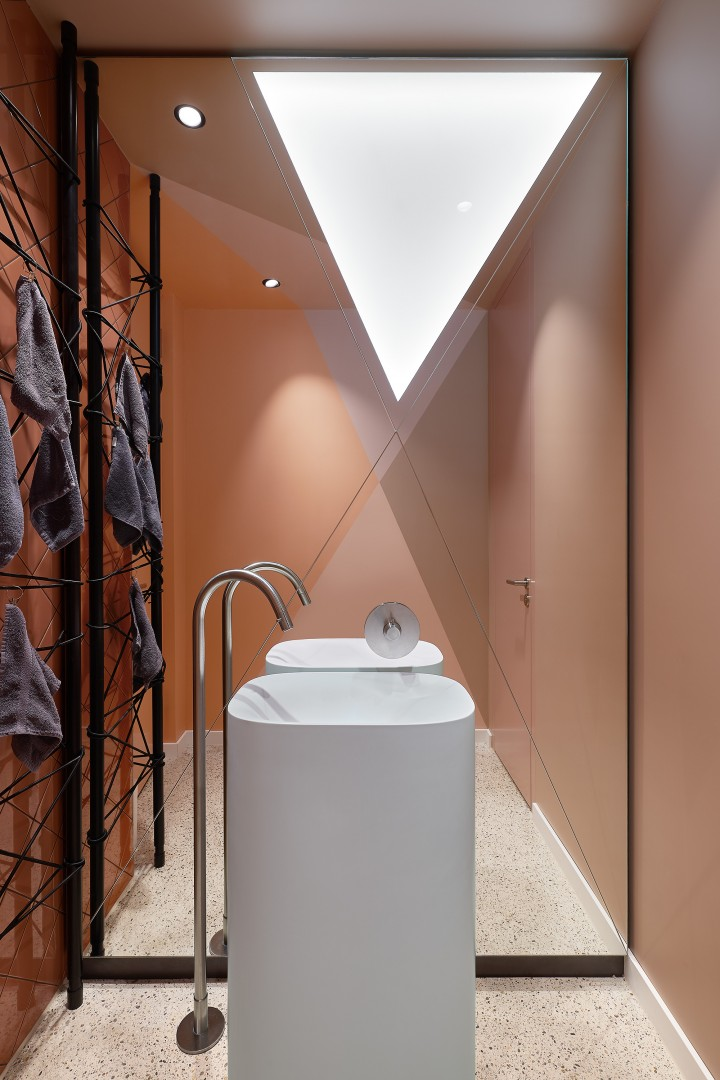 Wohnbau Metzger Ippolito Fleitz Group In 2020 Design Home