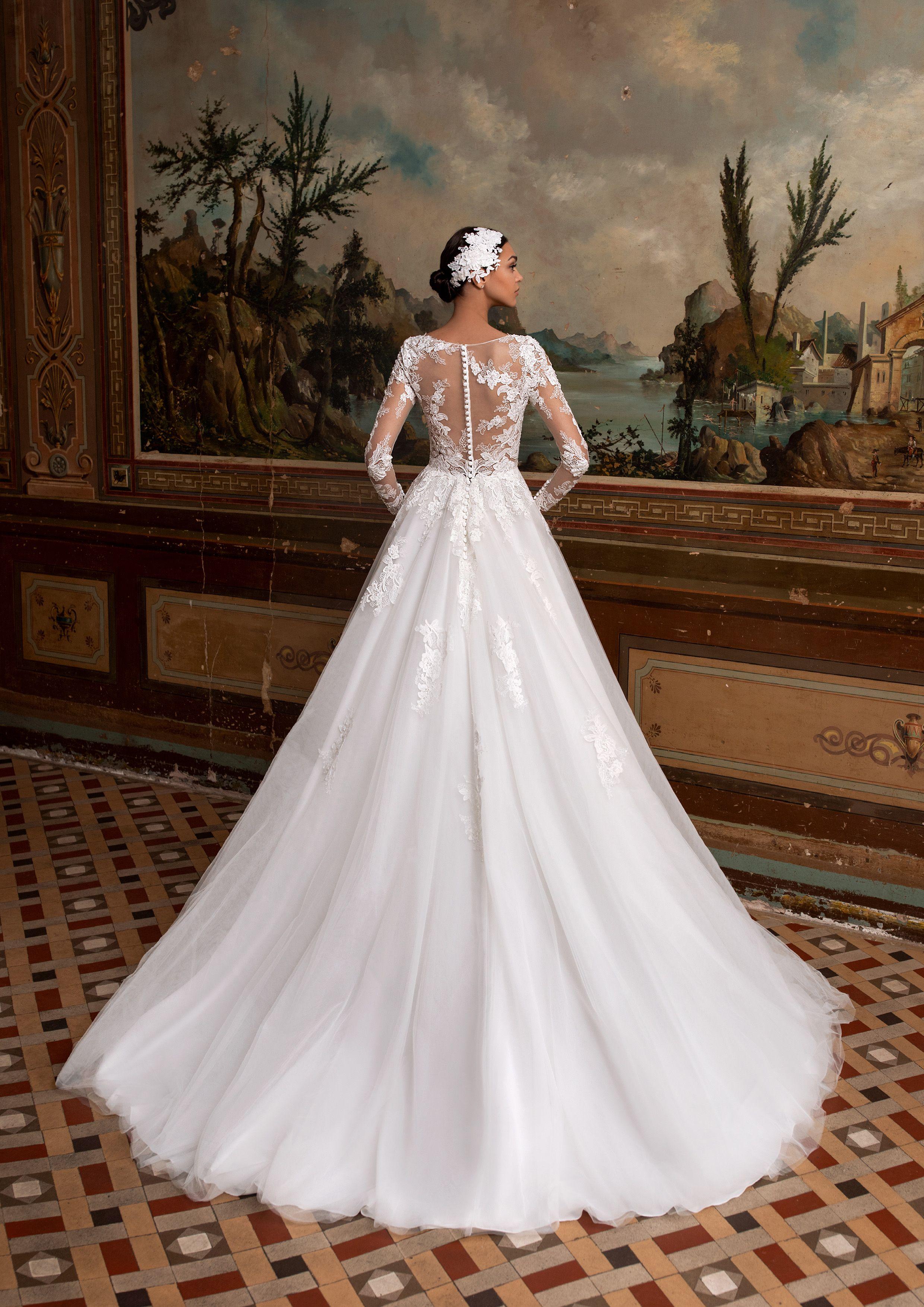 Royal Wedding Inspiration Wedding Dress Long Sleeve Pronovias Wedding Dress Wedding Dresses [ jpg ]
