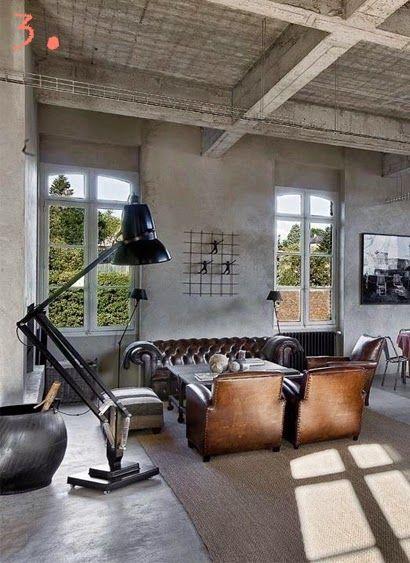woonblog my industrial interior praktisch stappenplan voor een industrieel interieur
