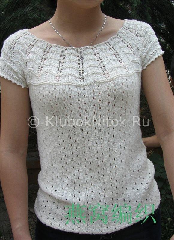 бесплатные схемы вязания жилеток для женщин