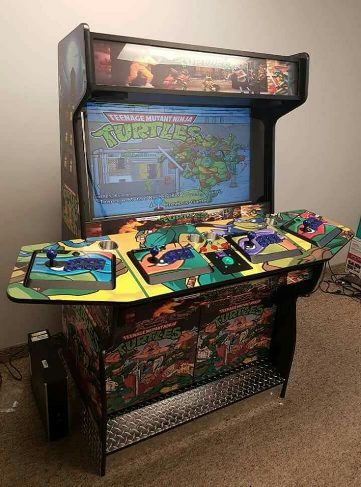 Pin By Larry Campbell On Dream Home Retro Arcade Games Arcade Cabinet Arcade Cabinet Plans