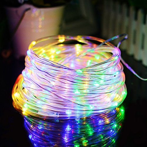 Light Ropes And Strings Entrancing Lalapao Rope Lights 120 Led Battery Operated String Fairyhttps