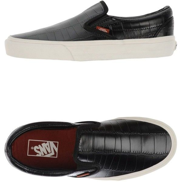 4df3c6c147a Vans Sneakers (€110) ❤ liked on Polyvore featuring shoes