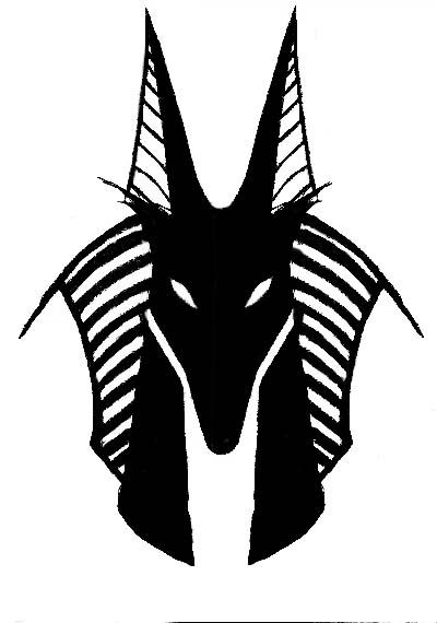 1ea5ec9eb Jackal Mark Anubis Symbol, Ancient Egyptian Art, Egyptian Symbols, Alchemy  Symbols, Anúbis