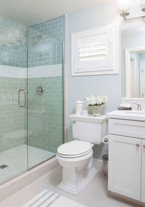 08689530 photo salle bains rayures horizontales verticalesjpg. ide ...