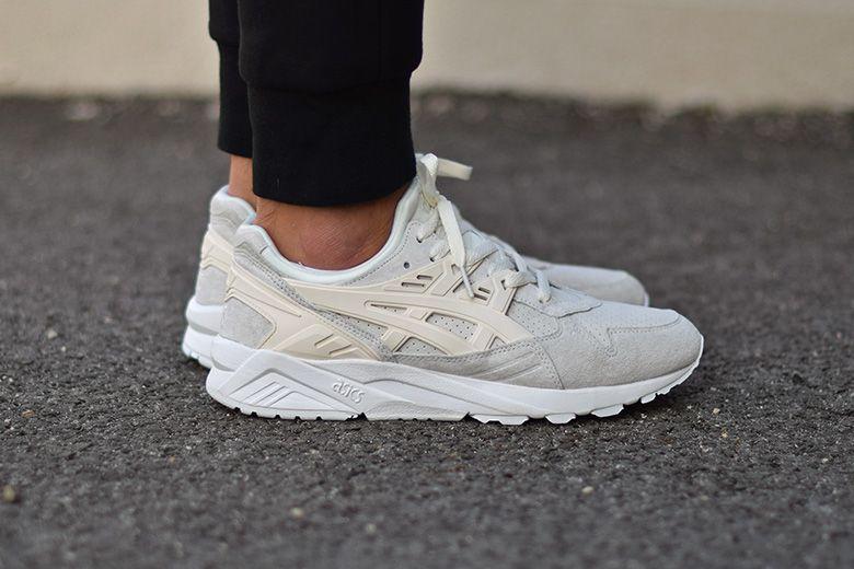 Asics Gel Kayano Trainer Slight White | Sneakers.fr