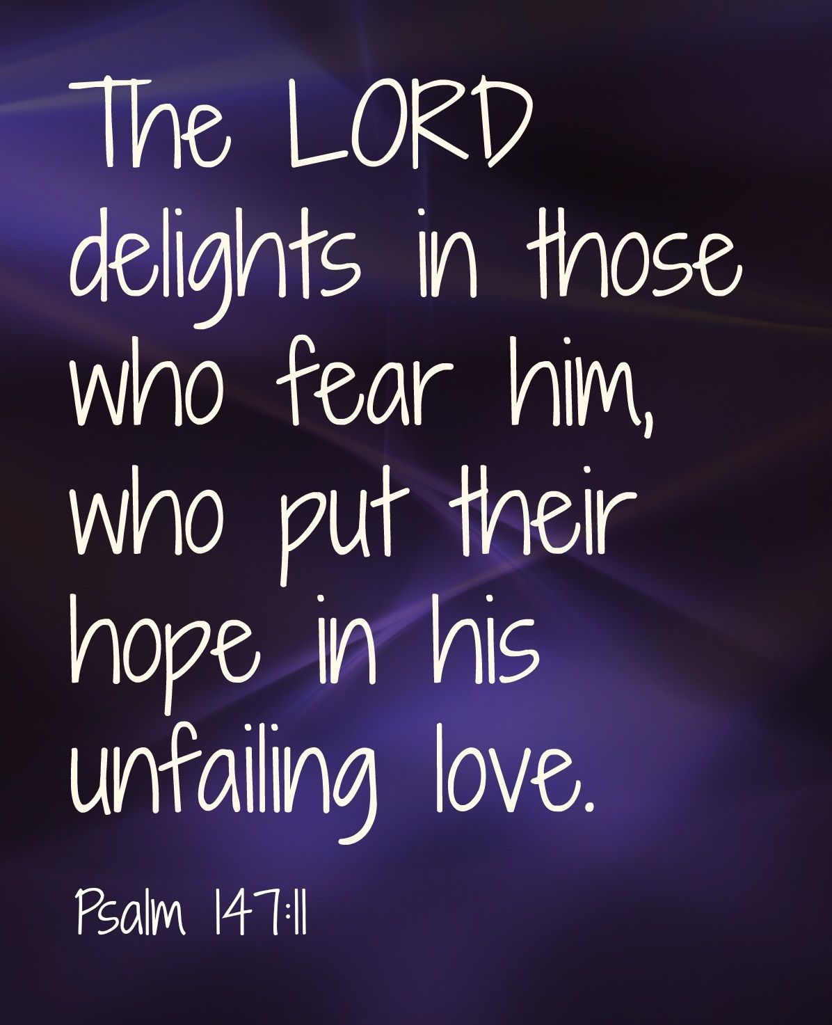 Image result for psalm 147:11