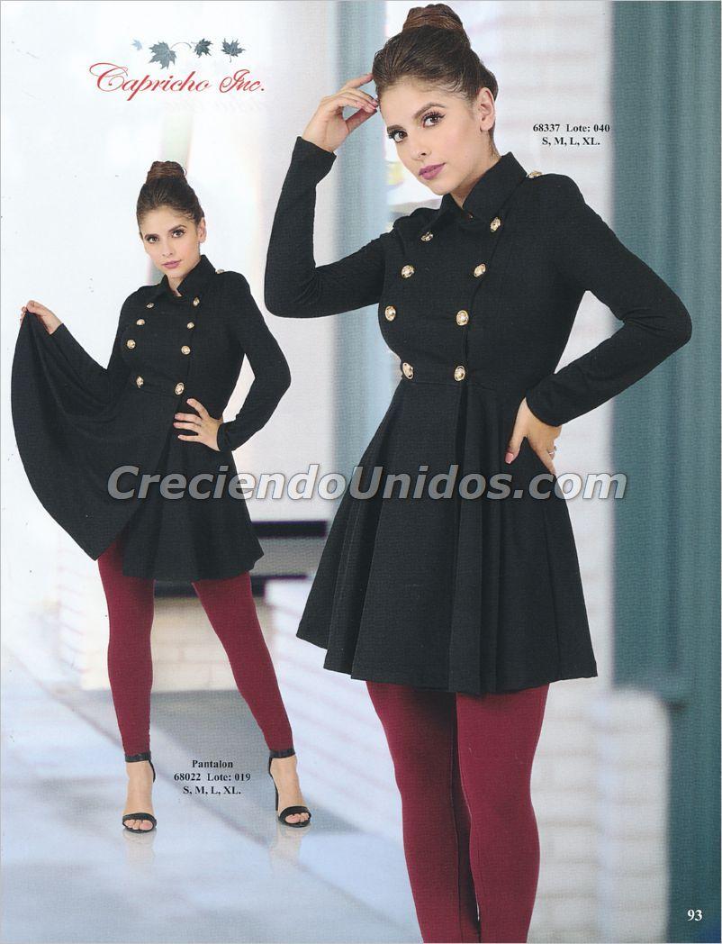 132c88124 Capricho Inc  caprichoinc  catalogocapricho blusas de moda baratas ...
