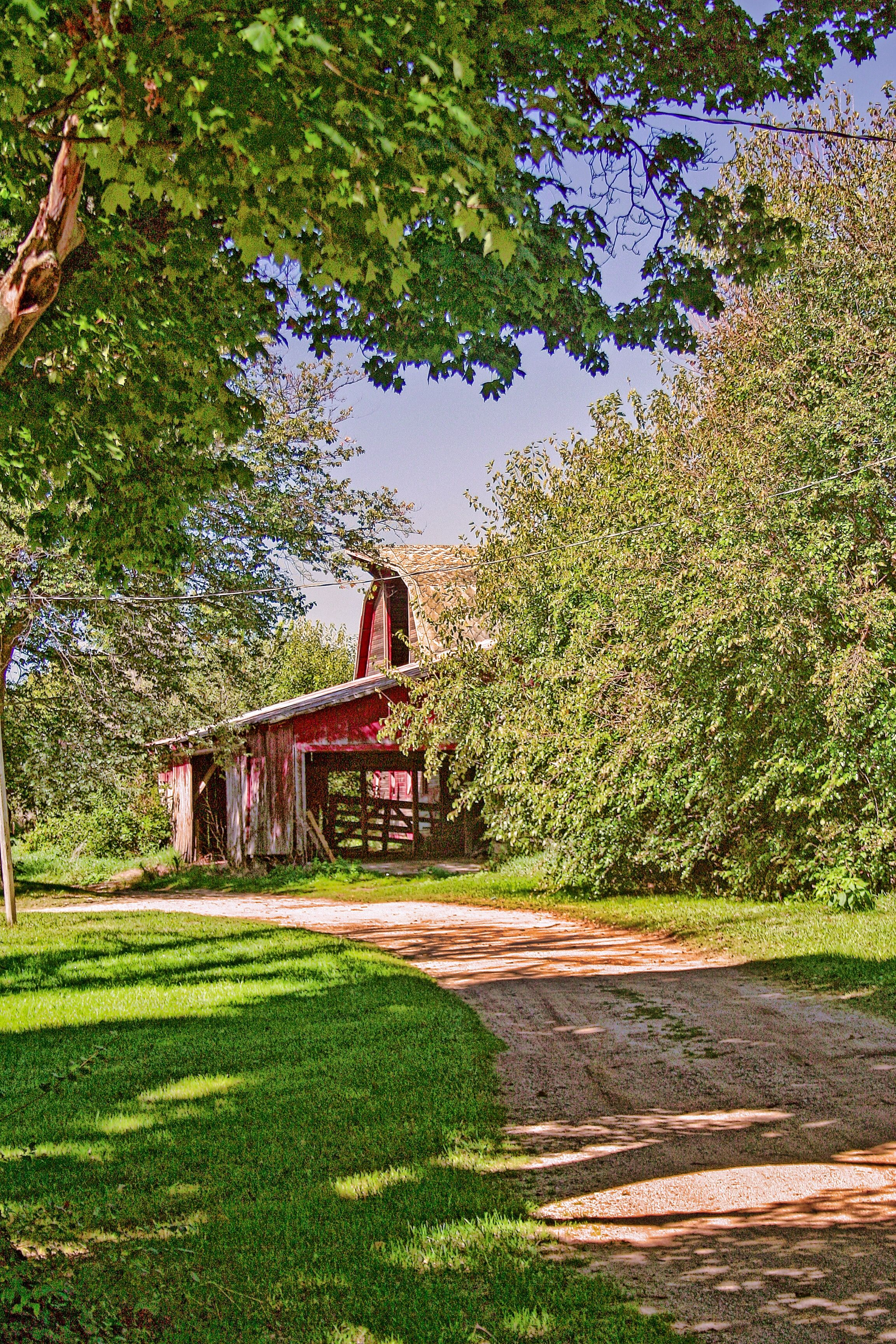 Back in the Day | Country barns, Old barns, Farm barn