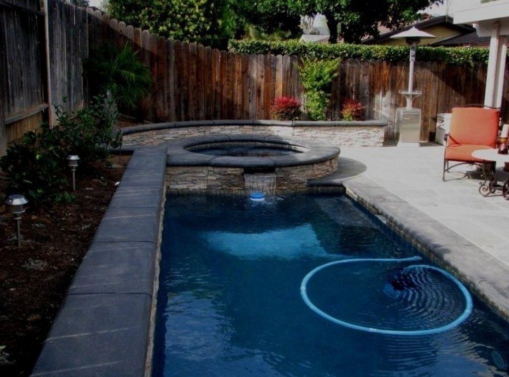 Erstaunlich Inground Pool Designs Für Kleine Hinterhöfe #Badezimmer #Büromöbel  #Couchtisch #Deko Ideen #