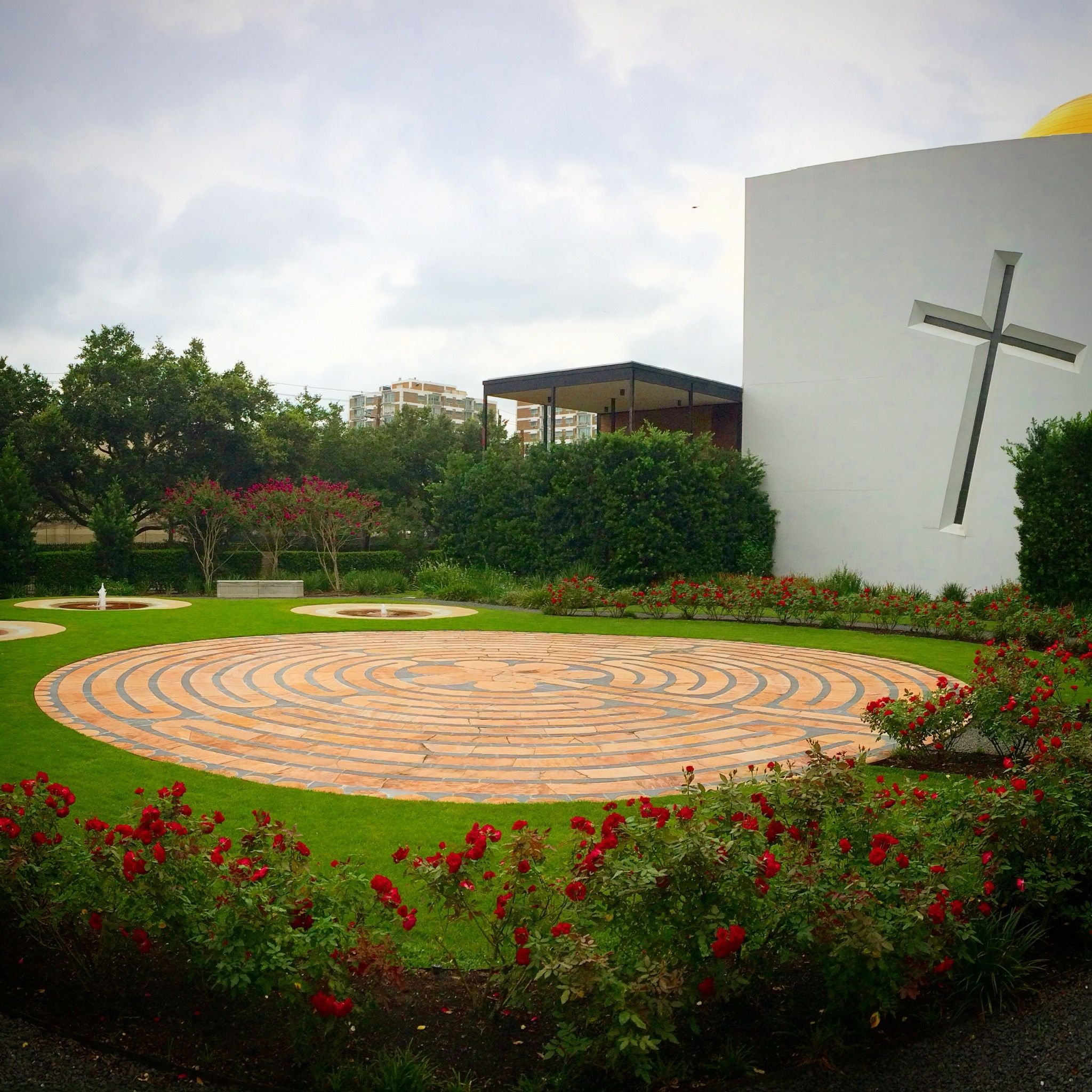 Jung Center, Houston, Texas