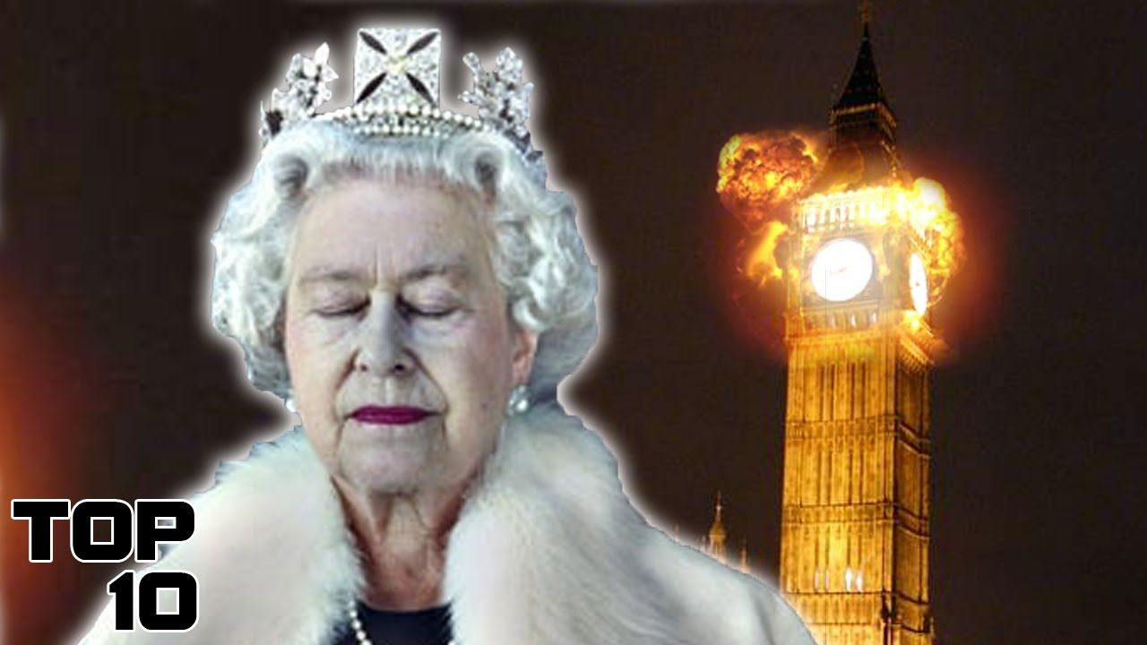 Top 10 Things That Will Happen When Queen Elizabeth Is Gone