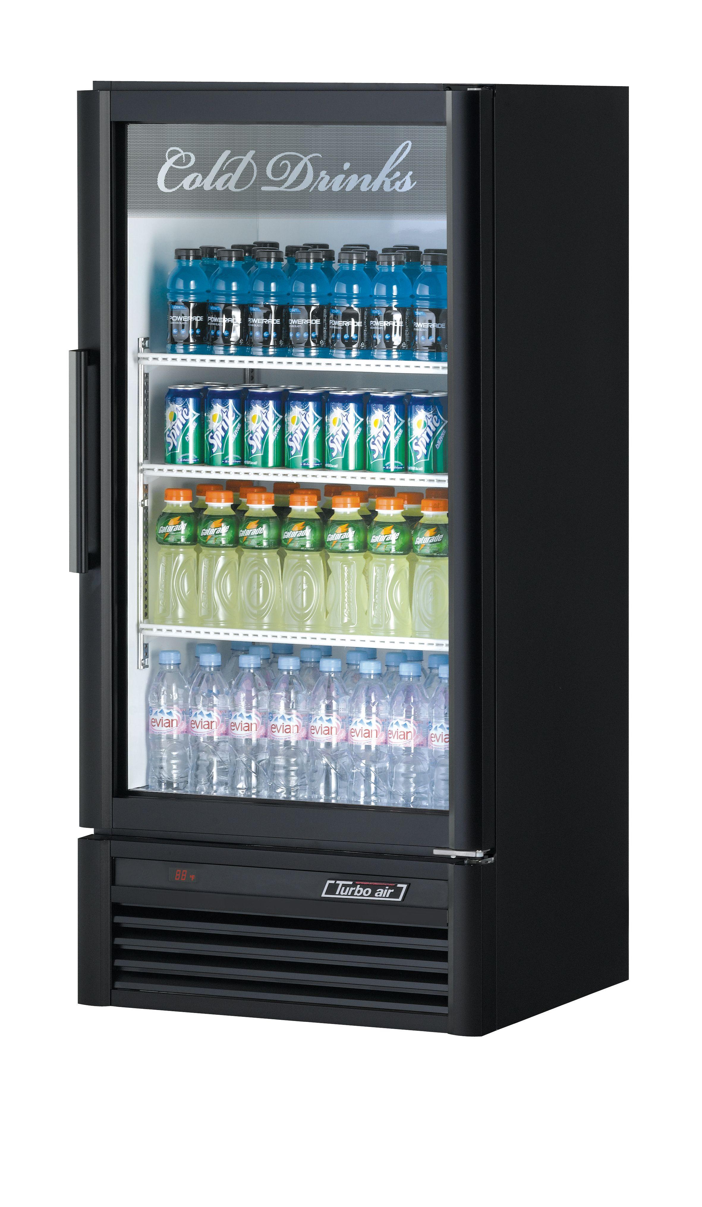 Refrigerator 9.3 Cu. Ft., 1 Swing Door // Refrigerador 9.3