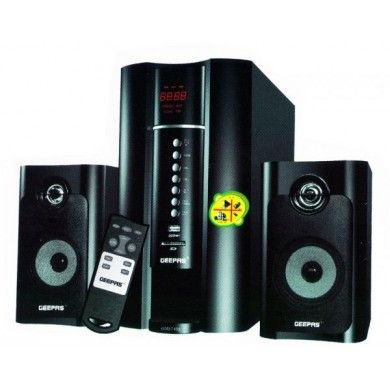 Geepas 10000 watt Home Theatre [GMS8402] with Full control