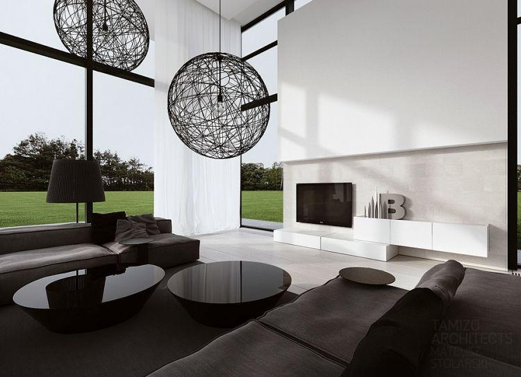 Moderne Innenarchitektur Im Minimalistischen Stil 50 Ideen Von