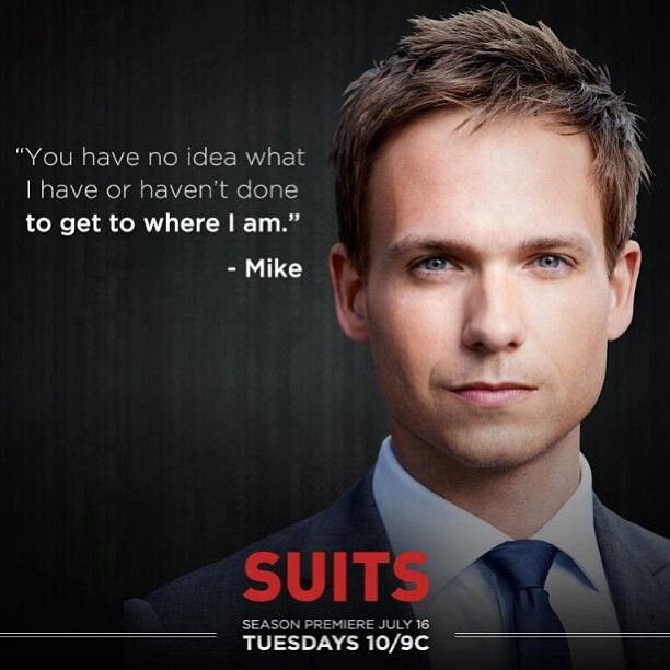 suits mike ross quotes quotesgram