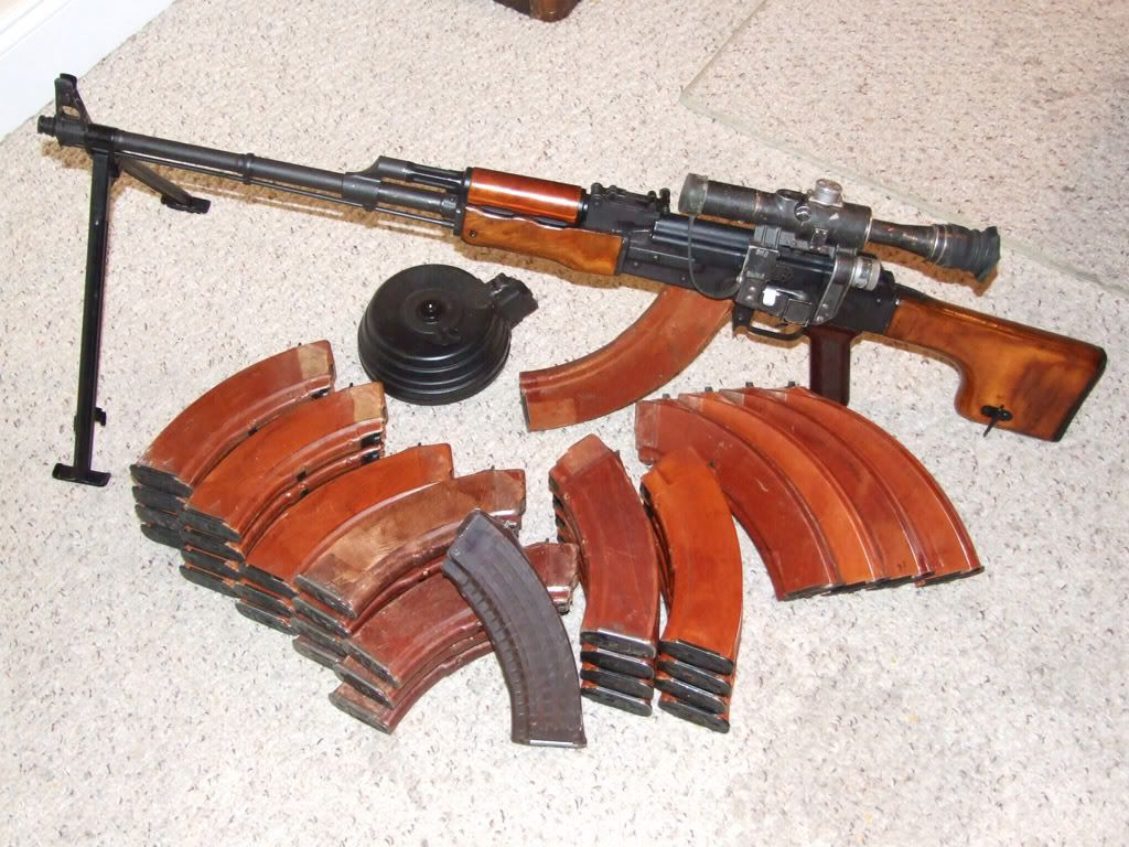 Pin On Ak Patterned Rifles