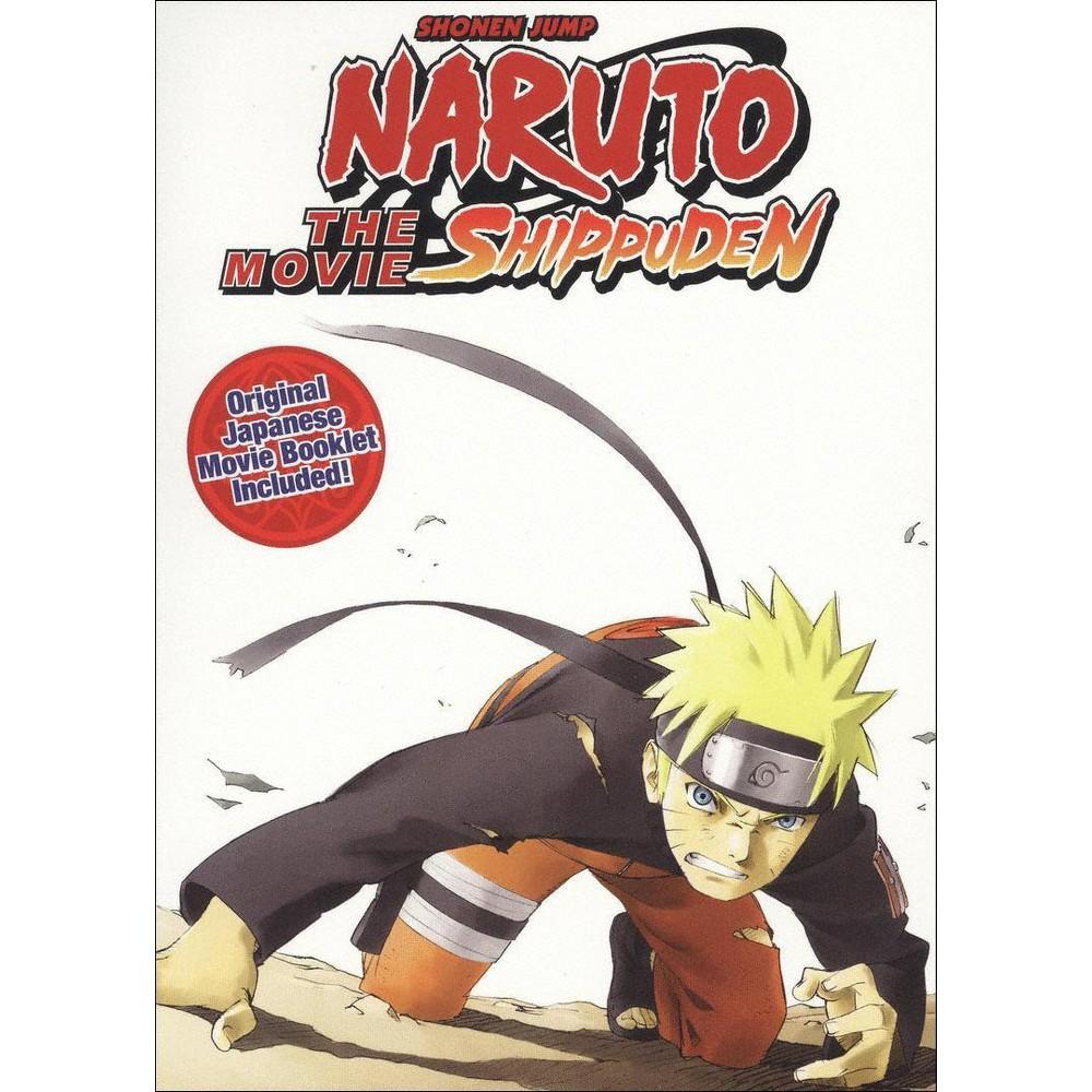 Naruto Shippuuden the Movie 2 Kizuna poster. Naruto