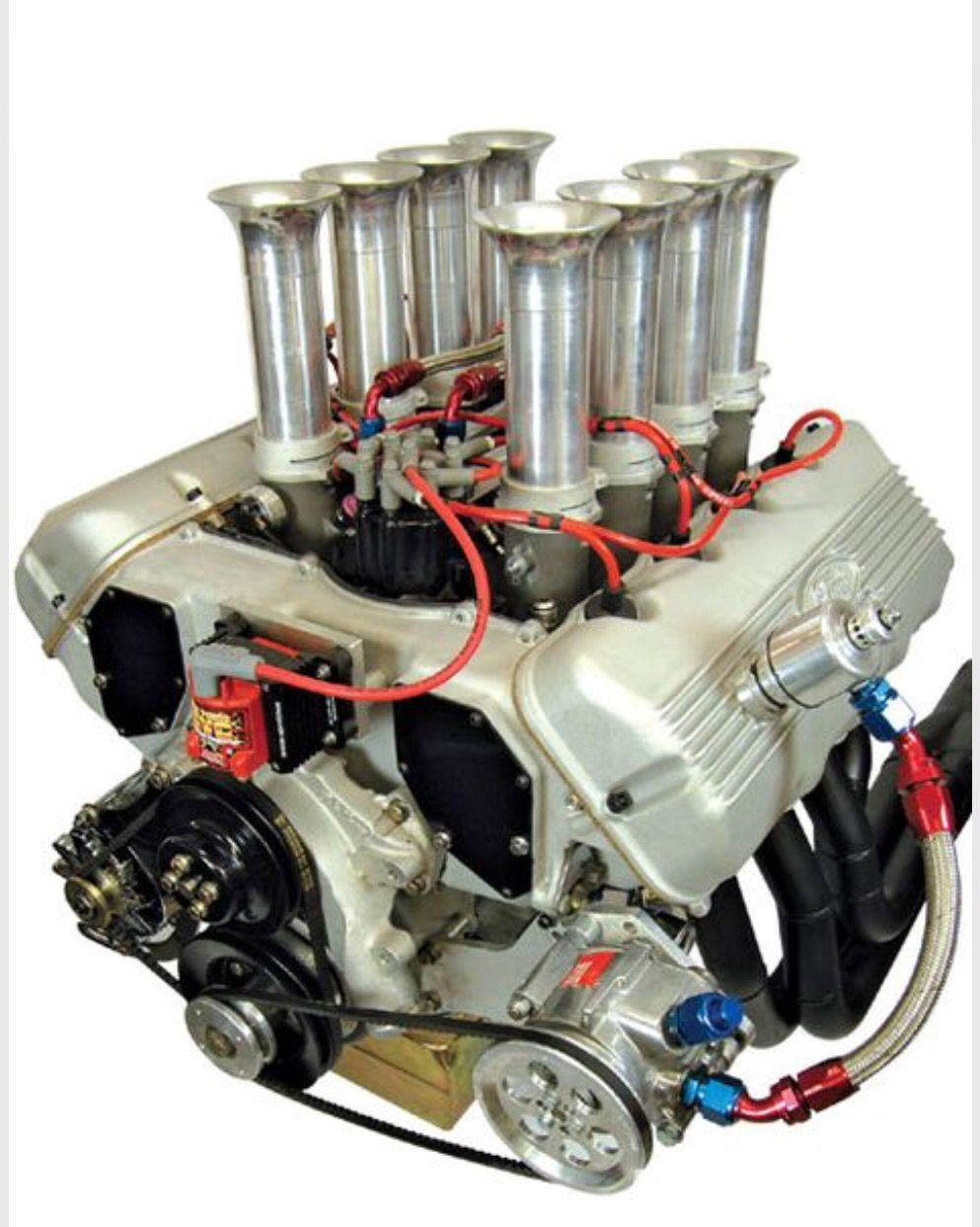 429 Ford Sohc Engineering Race Engines Ford
