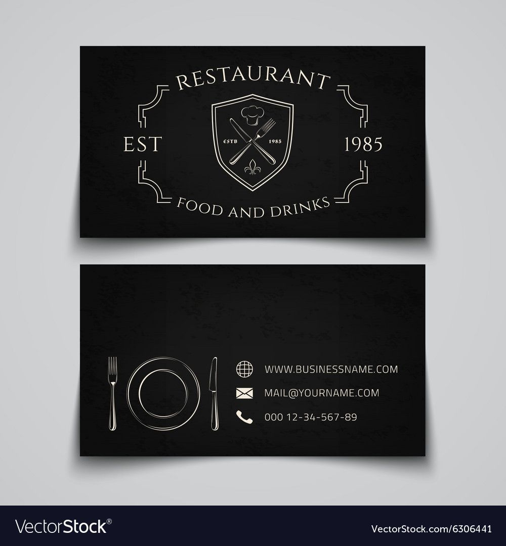 Restaurant Business Card Template Within Frequent Diner Card Template Business Free Business Card Templates Restaurant Business Cards Business Card Template