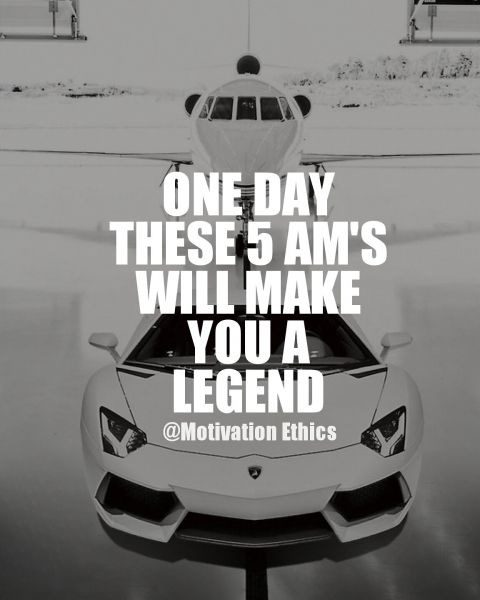 Legend Quotes Wake Up Early Be A Hardworking Legend Sportsperson