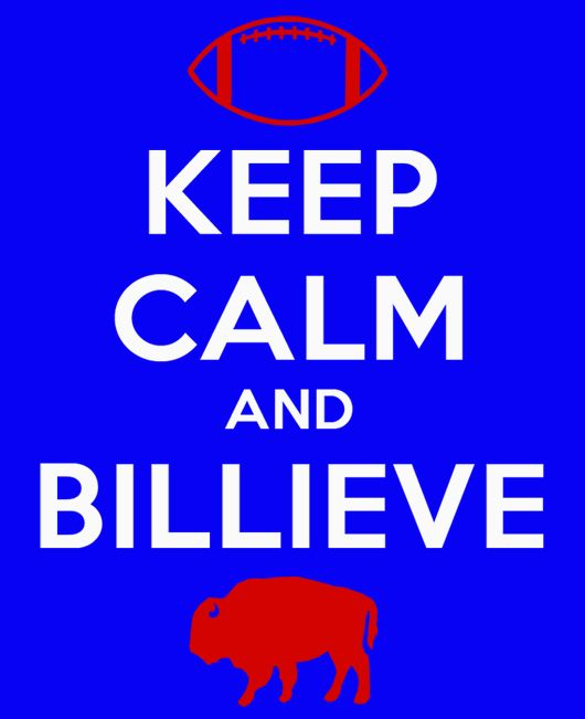 Buffalo bills billieve