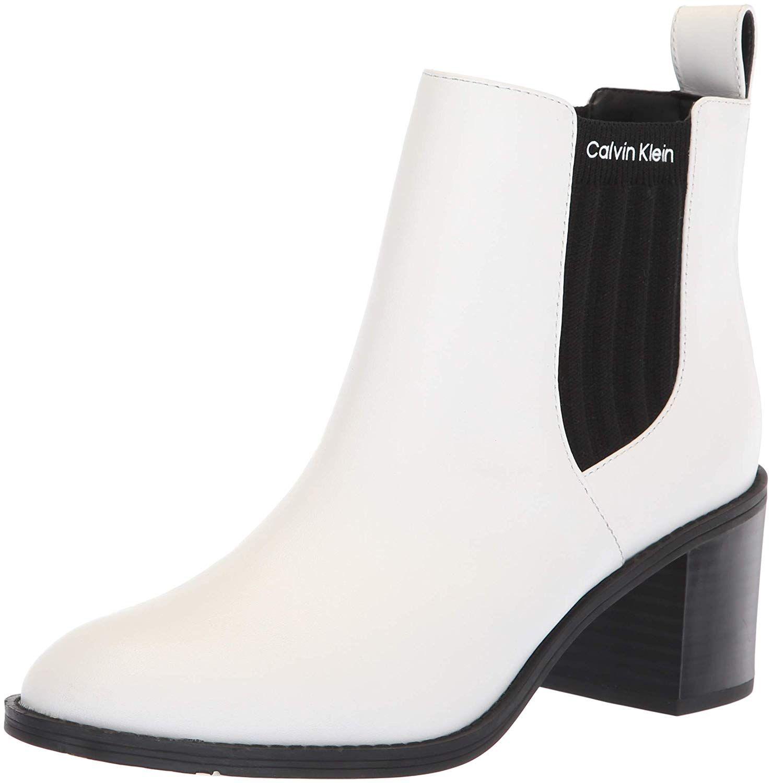 0d31a04d7d9 Calvin Klein Women s Perron Ankle Boot