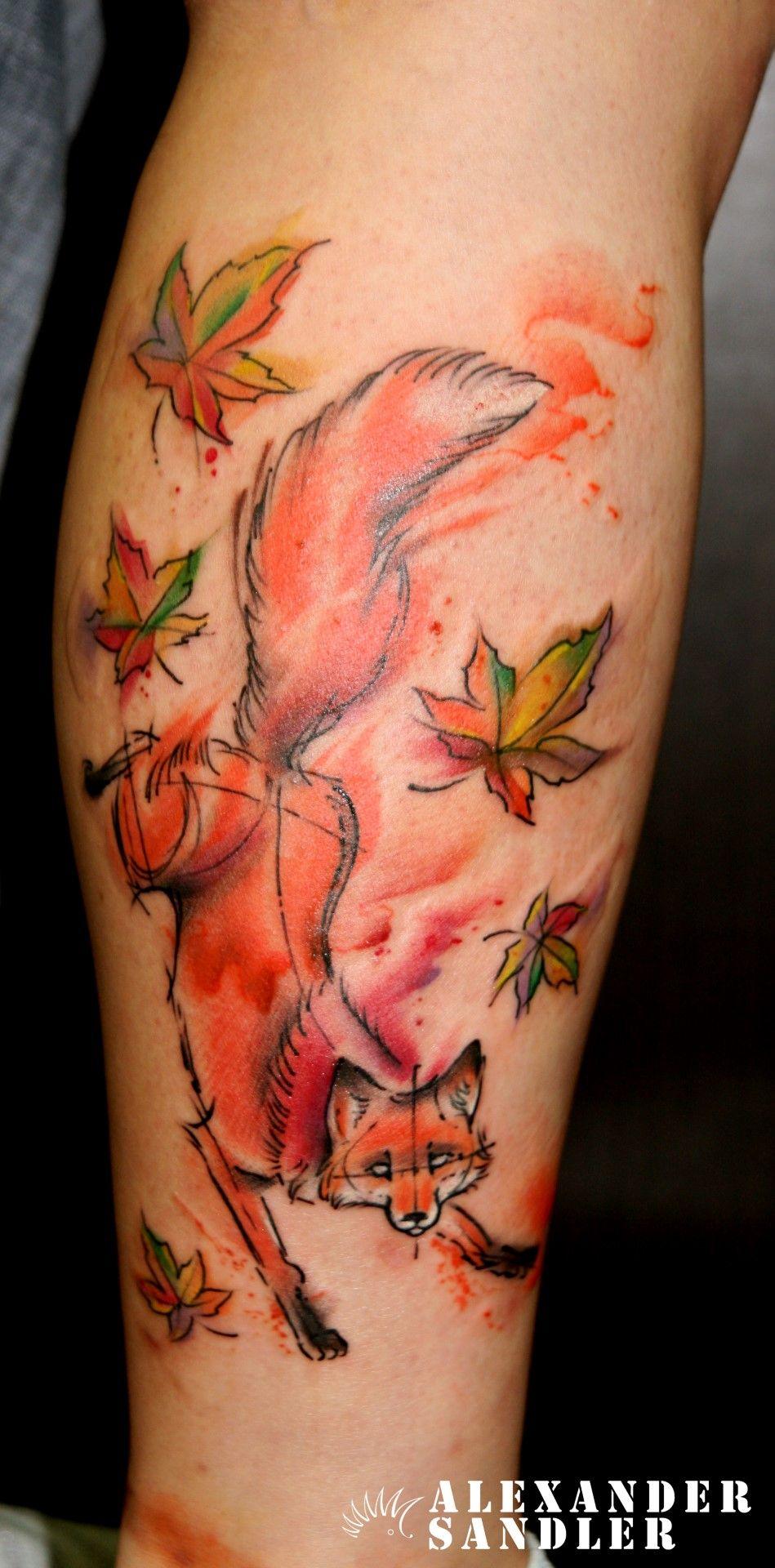 Kipod Studio Alexander Sandler Tattoo designs, Tattoos