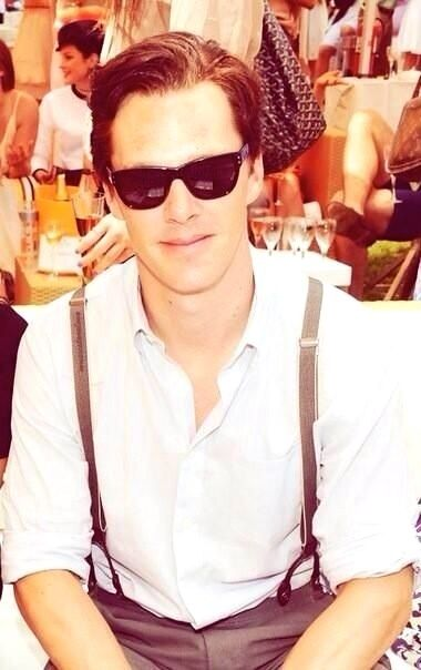 #BenedictCumberbatch #Yowza