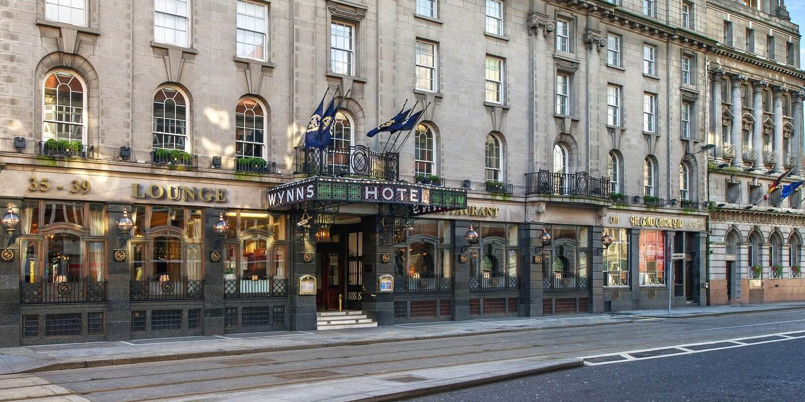 Dublin Hotels City Centre Hotel Wynns