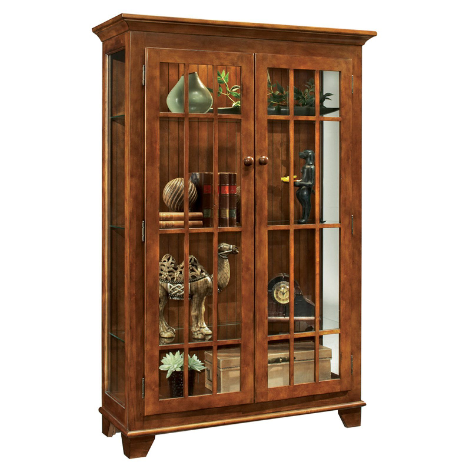 Philip Reinisch Company Color Time Monterey Display Curio