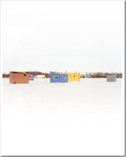 Untitled #1, Icehouse, 2001 by Catherine Opie