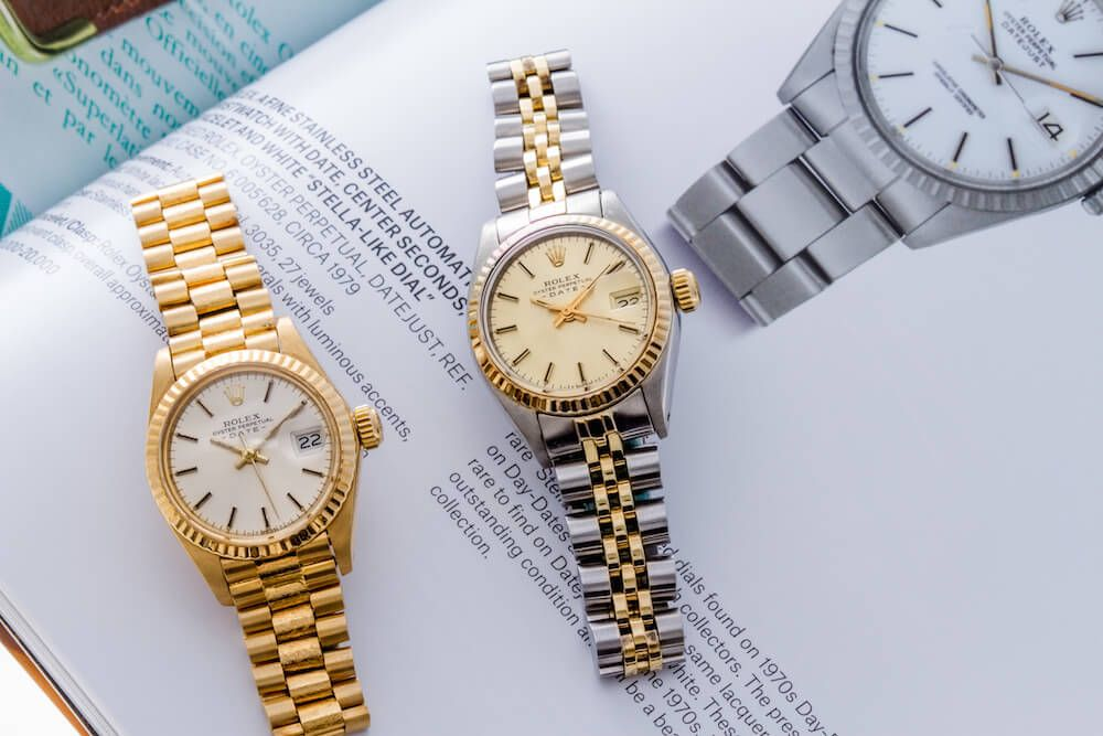 A rendezvous with the rolex oyster perpetual date with