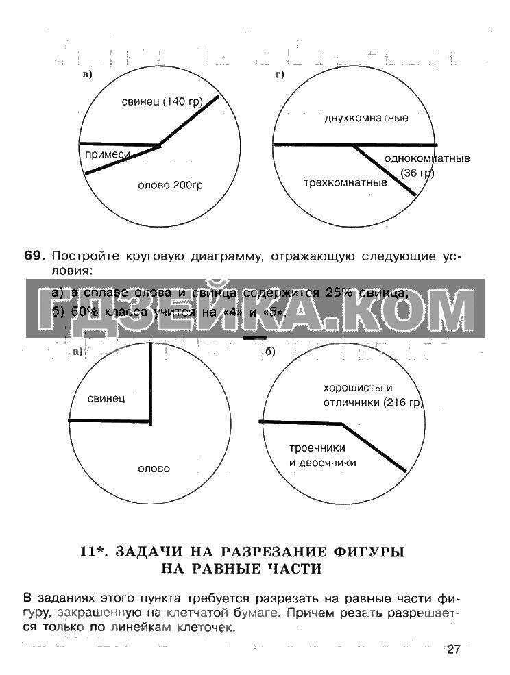 Решебник по математике 6 класс русский язык р.н.бунеев е.в.бунеева л.ю комиссарова и.в текучева