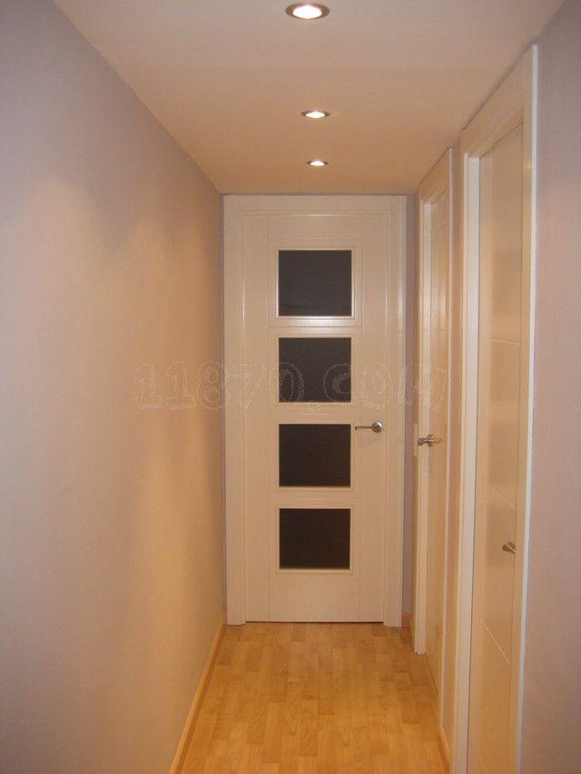 Pasillos y puertas buscar con google ideas suelos y for Puertas pisos precios