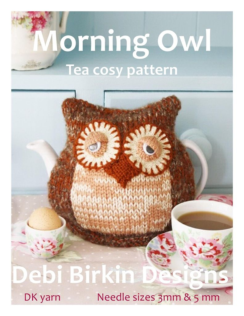 Click to close image click and drag to move use arrow keys for morning owl tea cosy pdf email cozy knitting pattern by debi birkin could knit up the bottom and make it into a stuffed animal bankloansurffo Images