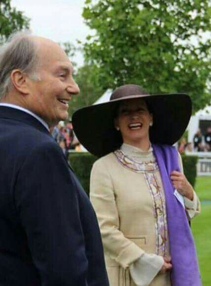 Aga Khan & Princess Zahra