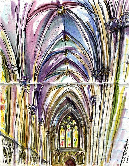 Personal Sketchbooks Lynne Chapman With Images York Minster Urban Sketching Sketch Book