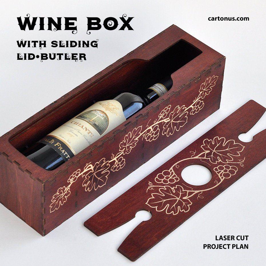 Pin On Wood Wine Holder