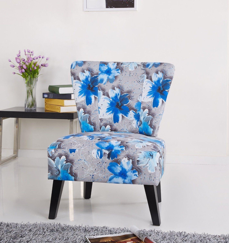 Best Amazon Com Us Pride Furniture Cora Patterned Fabric 400 x 300