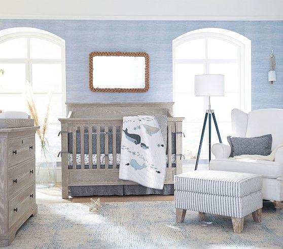 Larkin 4 In 1 Convertible Crib Convertible Crib Cribs