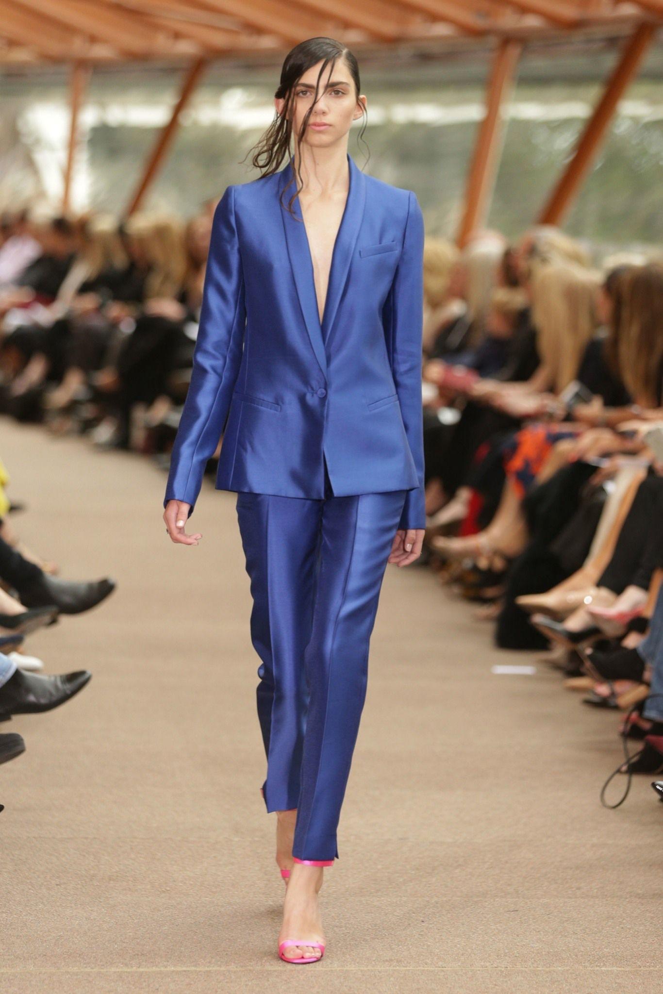 Carla Zampatti, Look #28   Fashion 2015   Fashion, Spring ...