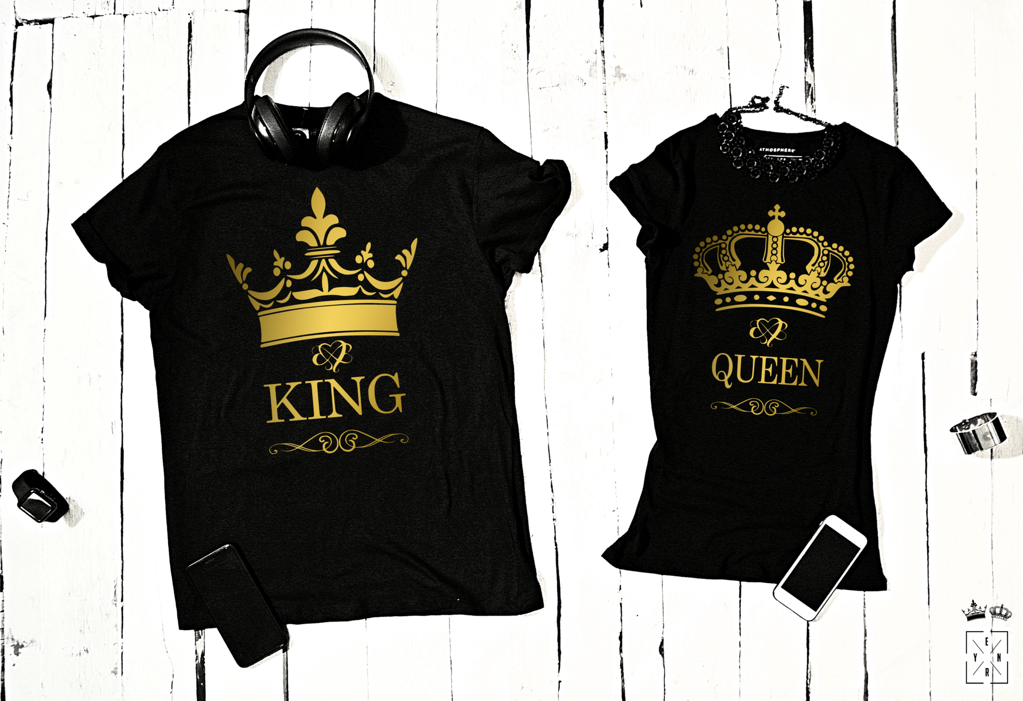 8a5d8cf187 EnryPrint.com | DIY | Shirts, Couple tshirts, Couple tee shirts