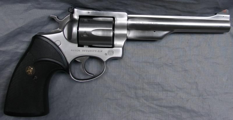 dating ruger security six