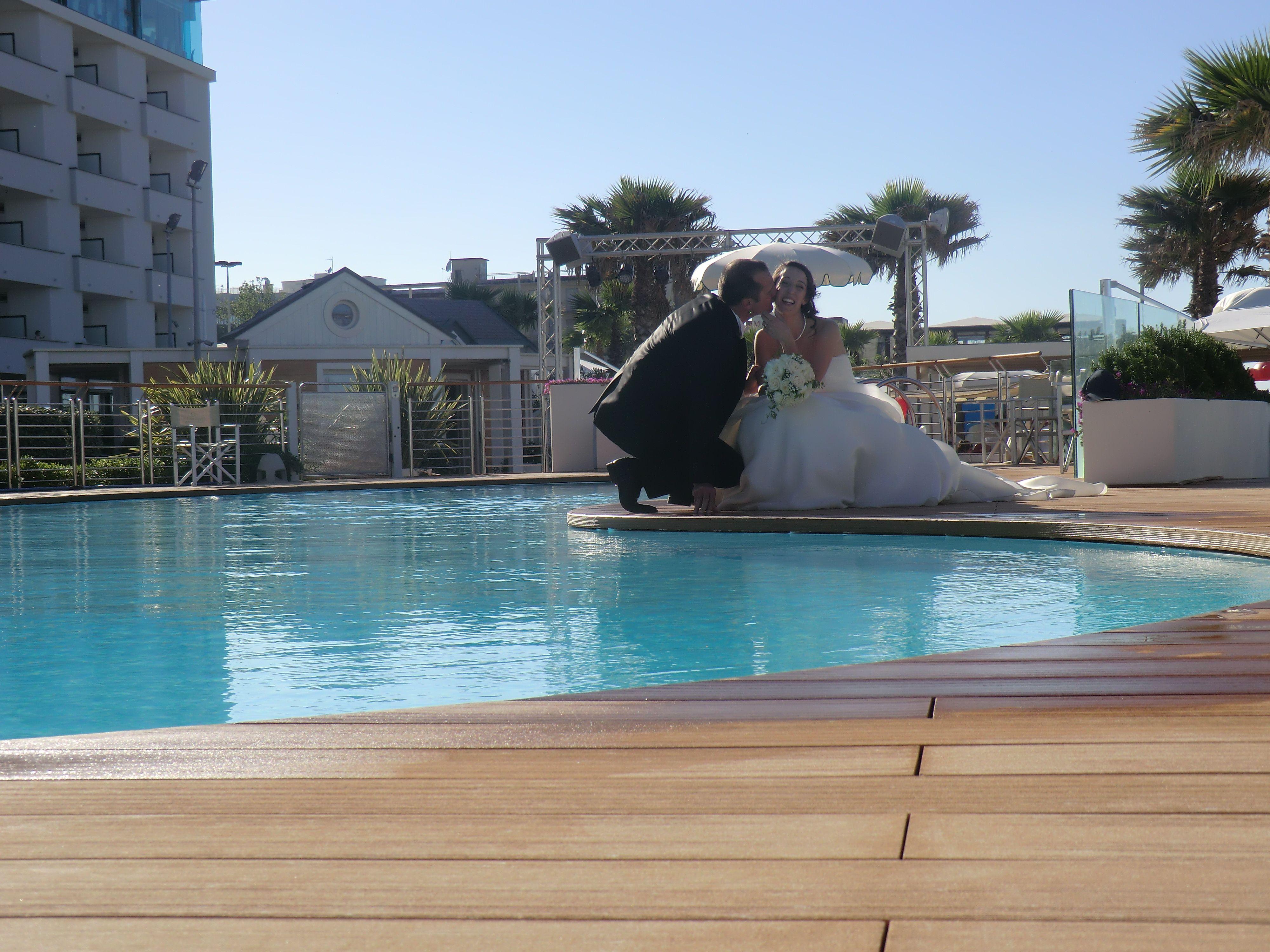 L'amore sulla spiaggia di Riccione... no anzi a bordo