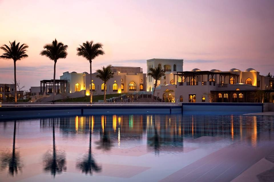Oman | Salalah Rotana Resort, Luxury 5-Star hotel, resort. #oman #hotel