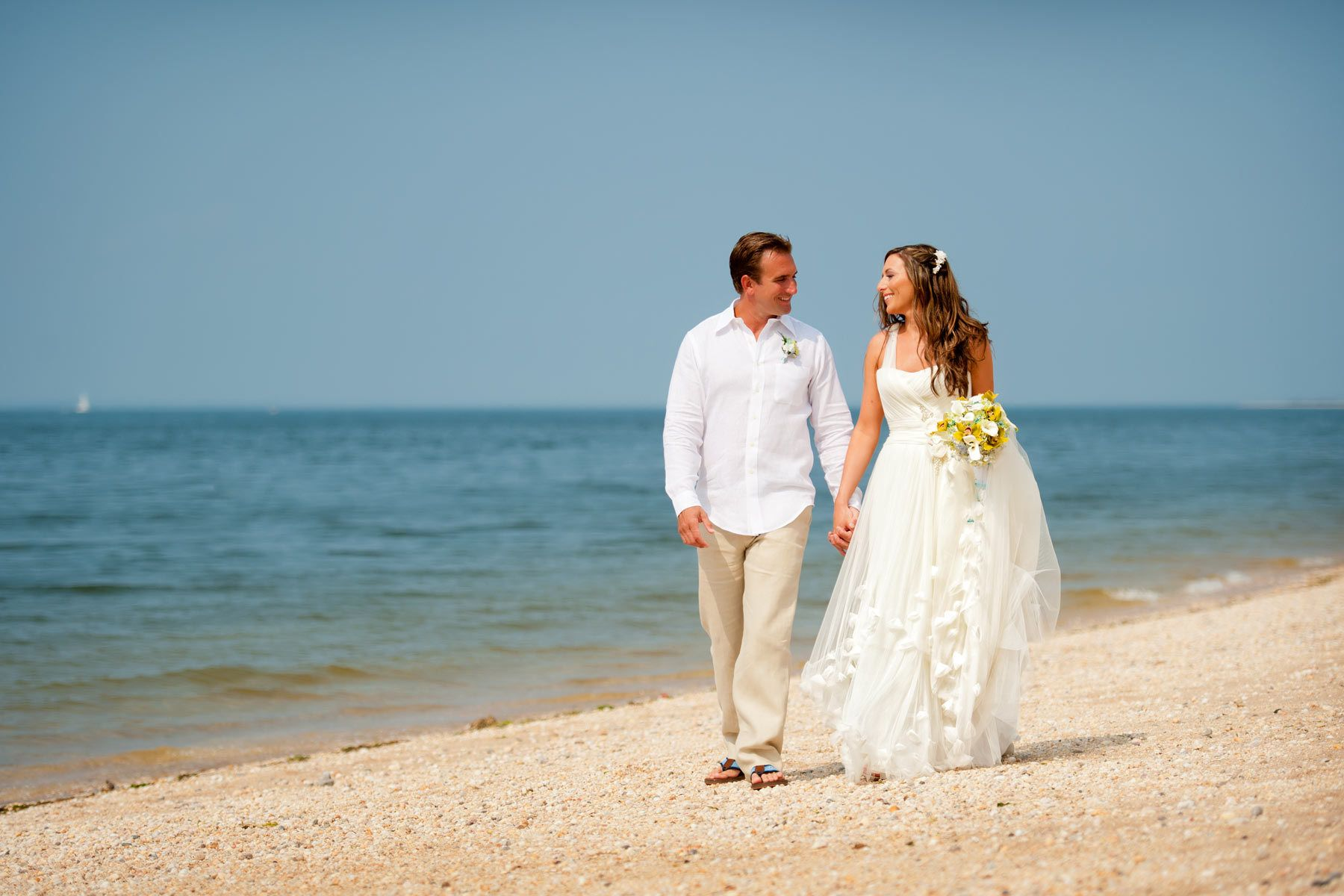 Wedding Beach Wallpaper HD Wallpaper 1080p