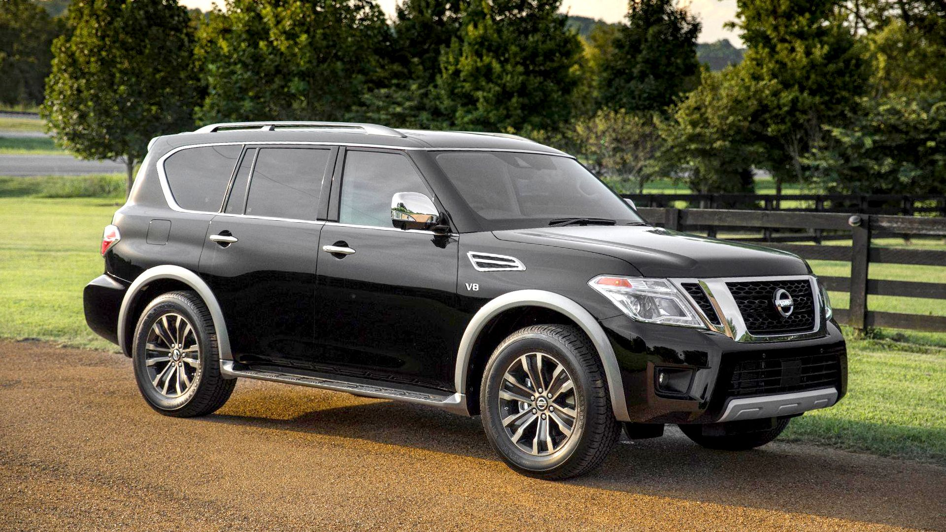 2020 Nissan Armada Diesel Release Date, Specs >> 2019 Nissan Armada Exterior Changes Cars Trucks Bikes Nissan